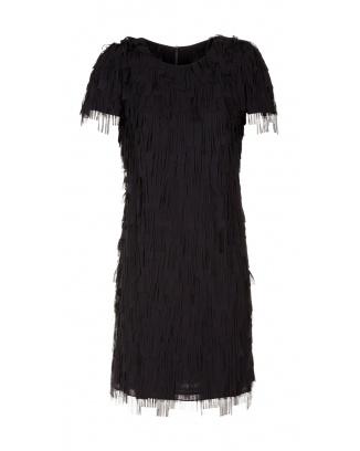 DRESS FLORENCE BLACK