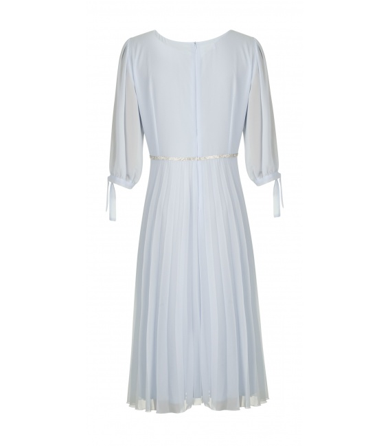 DRESS LEYLA LIGHT BLUE