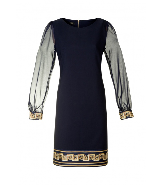 DRESS KINGA DARK BLUE