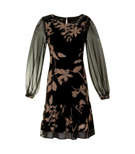 DRESS LAURA FLOWERS P