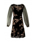 DRESS LAURA FLOWERS B