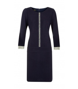 DRESS PARIS DARK BLUE