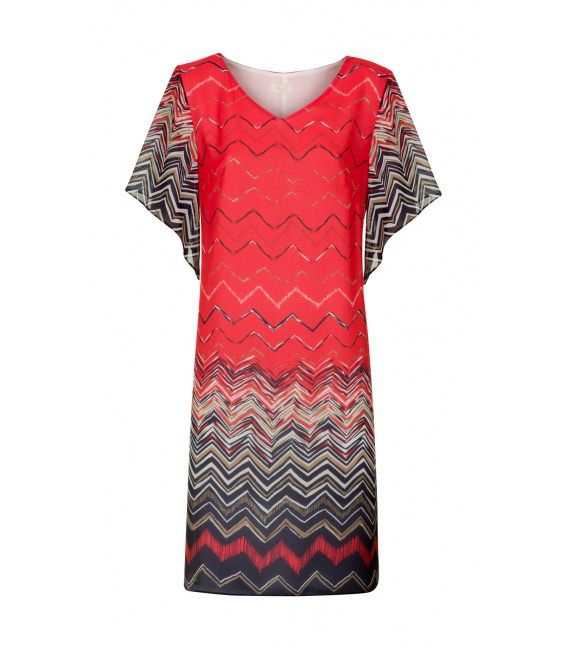 DRESS MARIAMA RED