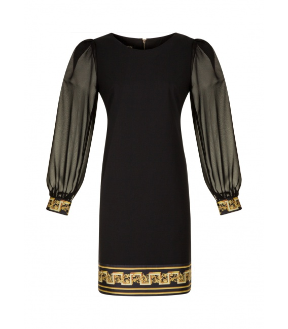 DRESS KINGA BLACK