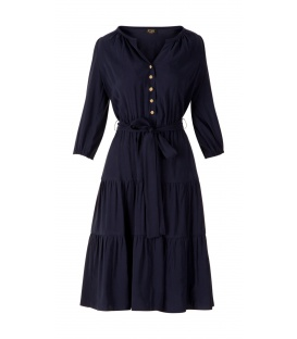 DRESS ALICJA DARK BLUE