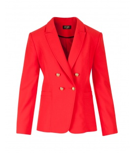 JACKET CLEO RED