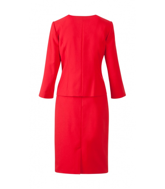 Woman's suit PRIMA RED