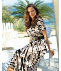 DRESS RIO ZEBRA