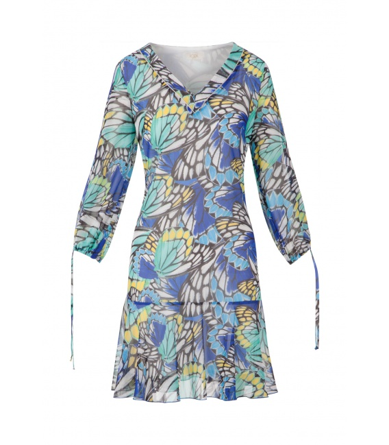 DRESS LAVINIA BUTTERFLIES