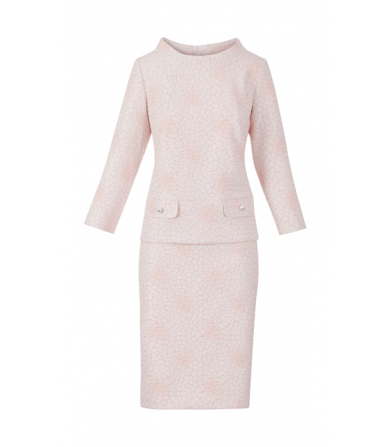 Woman's suit ROMA PINK