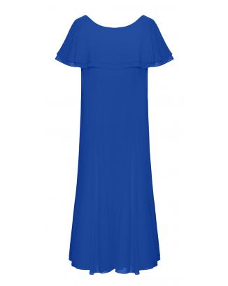 DRESS ELMIRA CORNFLOWER