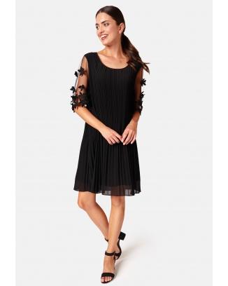 DRESS CHIARA BLACK